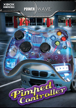 Powerwave Controller Pimp My Ride for Xbox