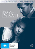 Day Of Wrath DVD