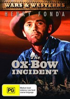 The Ox-Bow Incident on DVD image