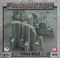 Battlefield in a Box - Ruined Walls