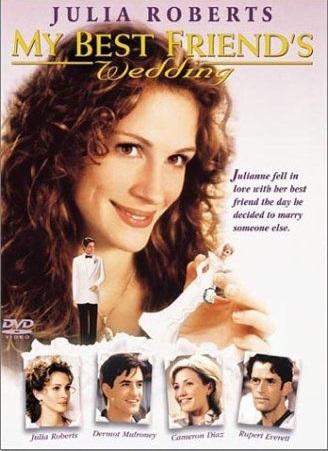 My Best Friend's Wedding on DVD image
