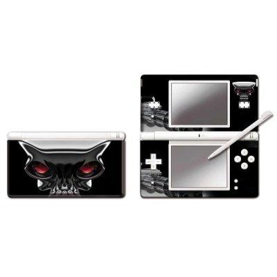 Nintendo DS Lite Modding Skin - Metal Skull for Nintendo DS