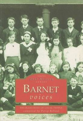 Barnet Voices by Percy Reboul