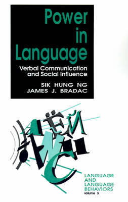 Power in Language by James J. Bradac