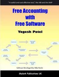 Free Accounting with Free Software by Yogesh Patel