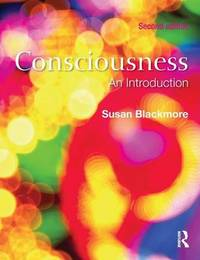 Consciousness by Susan Blackmore image