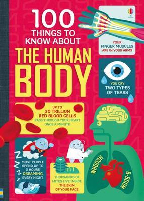 100 Things To Know About the Human Body by Various ~ image