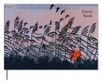 Museum & Galleries: Matthew Williamson Guest Book - Sunset Flight