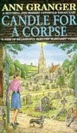 Candle for a Corpse by Ann Granger image