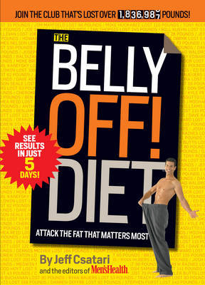 The Belly Off! Diet by Jeff Csatari image