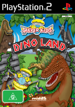 Clever Kids: Dino Land for PlayStation 2