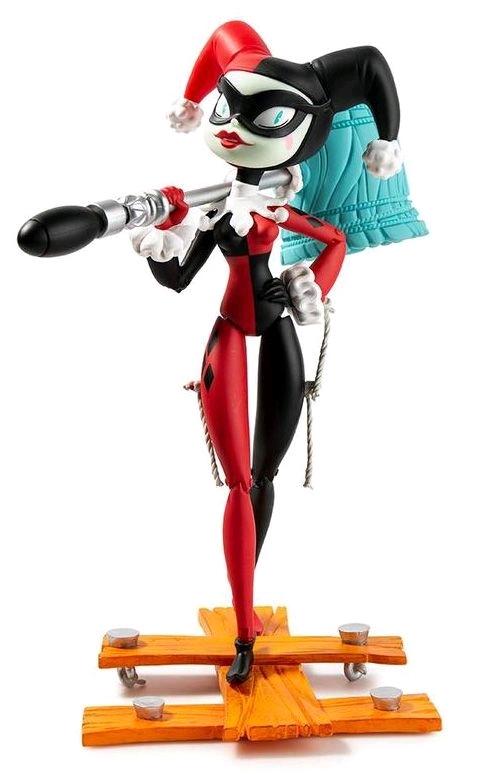 """DC Comics: Harley Quinn - 11"""" Collectors Figure image"""