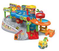 Vtech: Toot-toot Drivers Garage - SmartPoint Playset