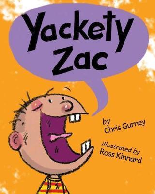 Yackety Zac by Chris Gurney image
