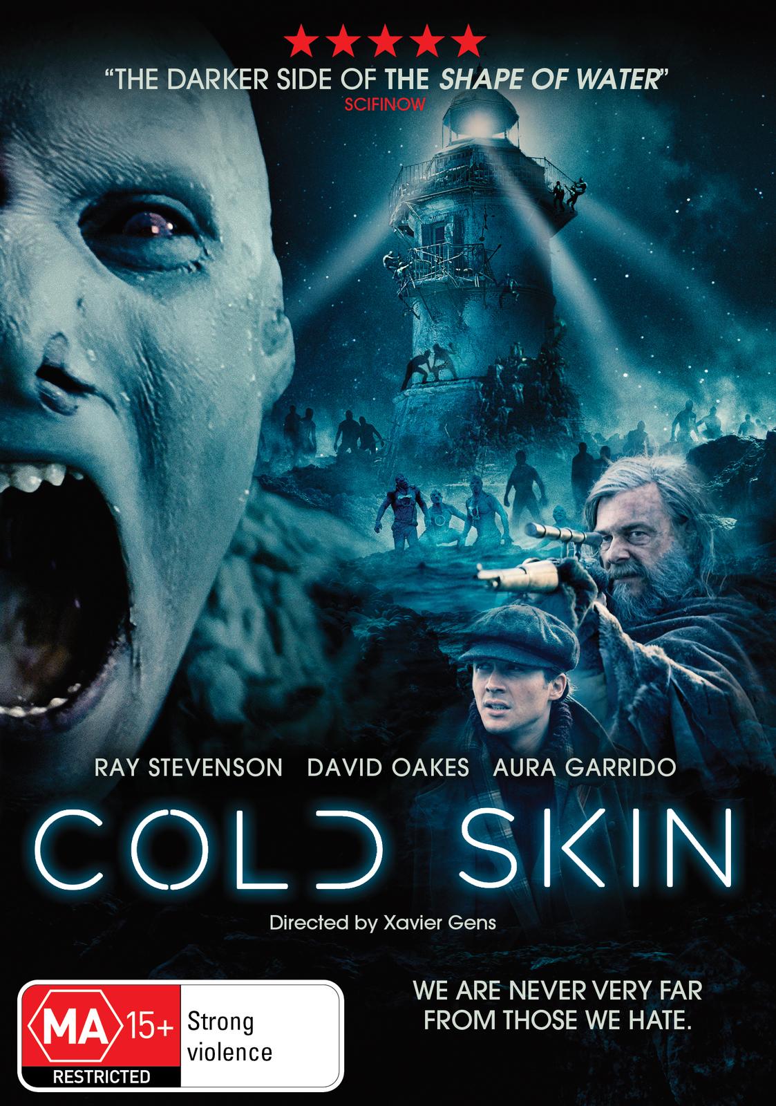 Cold Skin on DVD image
