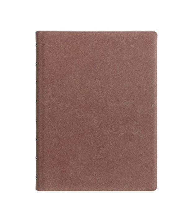 Filofax Architex A5 Notebook - Terracotta