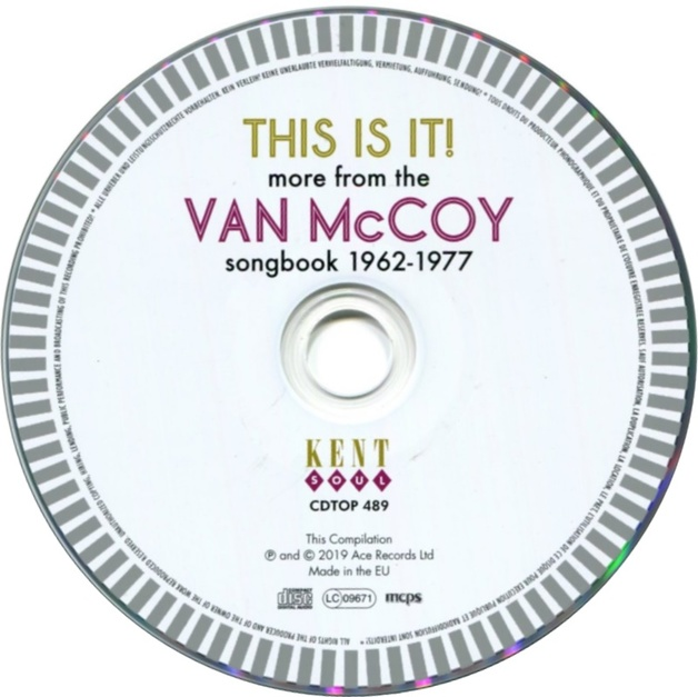 This Is It! More From The Van McCoy Songbook (1962-1977) by Various
