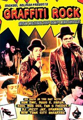 Graffiti Rock and Other Hip Hop Delights  on DVD
