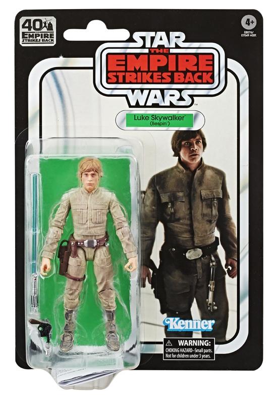 Star Wars: The Black Series Vintage Figure - Luke Skywalker (Bespin)