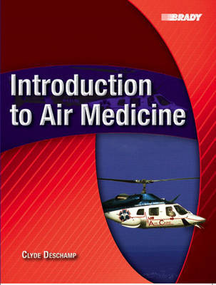 Introduction to Air Medicine by Clyde Deschamp image