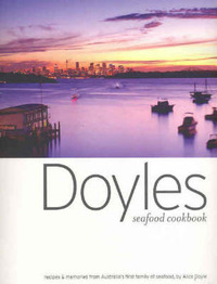 Doyles Seafood Cookbook by Alice Doyle image