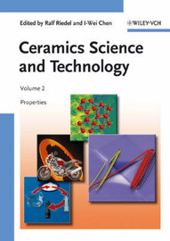Ceramics Science and Technology: v. 2 image