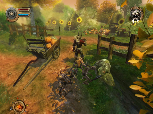 Overlord: Dark Legend for Wii image
