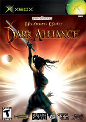 Baldur's Gate: Dark Alliance for Xbox
