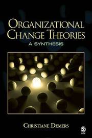 Organizational Change Theories by Christiane Demers image
