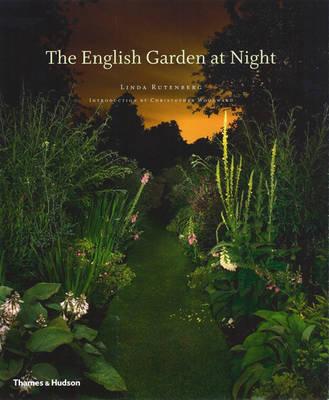 The English Garden at Night by Linda Rutenberg