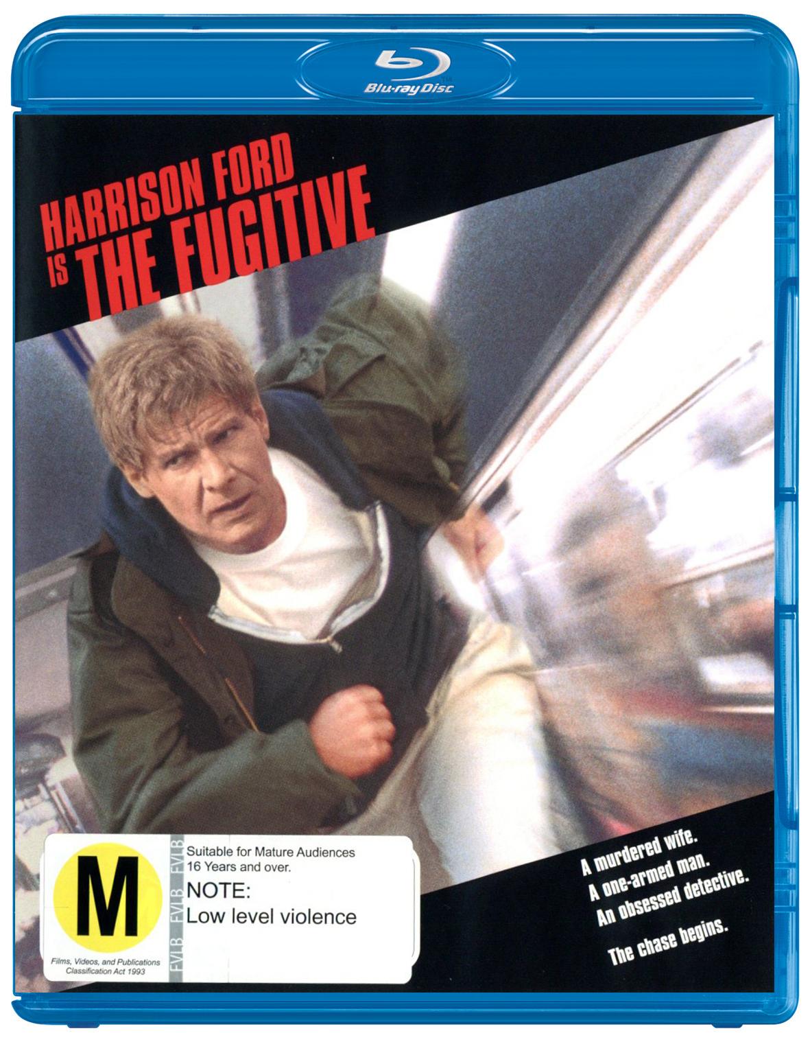 The Fugitive on Blu-ray image