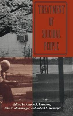 Treatment Of Suicidal People image