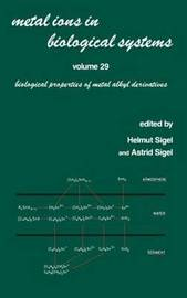 Metal Ions in Biological Systems: Volume 29 image