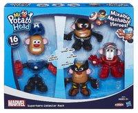 Mr Potato Head - Marvel Mixable Mashables - Super Hero Collector Pack