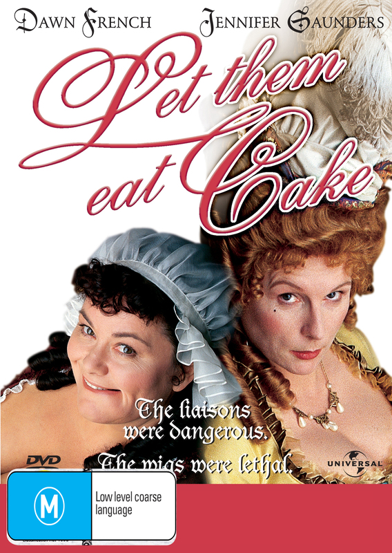 French & Saunders - Let Them Eat Cake on DVD