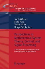 Perspectives in Mathematical System Theory, Control, and Signal Processing image