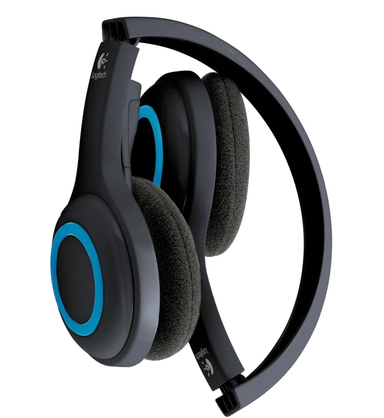 Logitech H600 USB Wireless Headset image