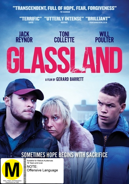 Glassland on DVD