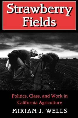 Strawberry Fields by Miriam J. Wells image