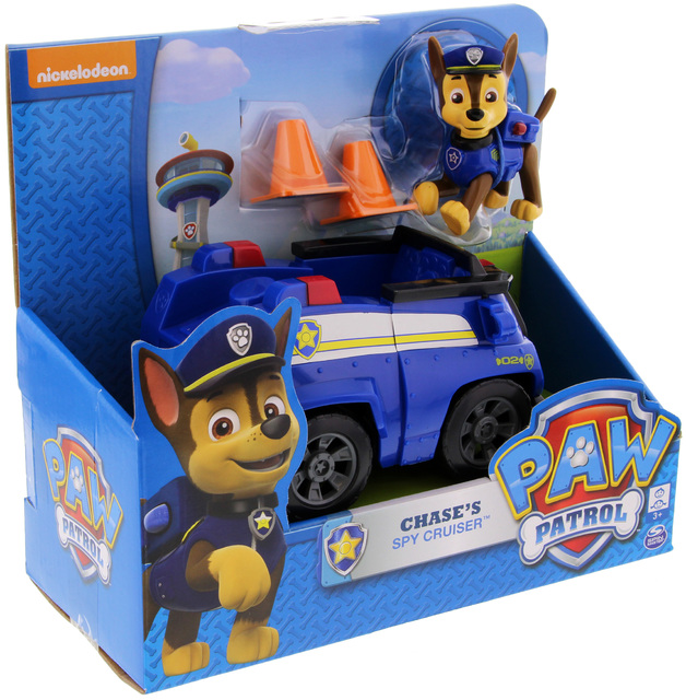 Paw Patrol Racers - Chase's Cruiser
