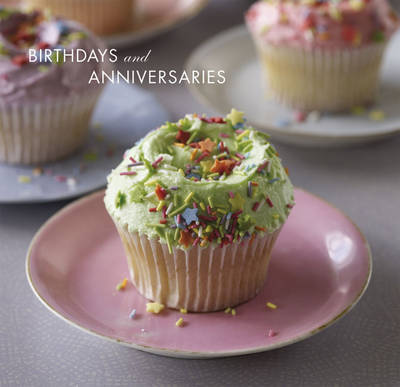 Hummingbird Bakery Birthdays & Anniversaries Book image