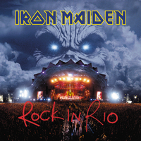 Rock In Rio [Live] (3LP) by Iron Maiden
