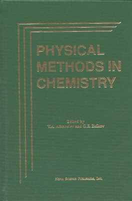 Physical Methods in Chemistry