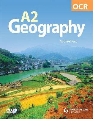 OCR A2 Geography Textbook by Michael Raw image