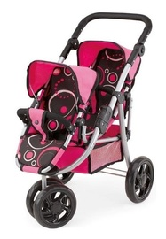 Bayer: Twin Jogger - Pink