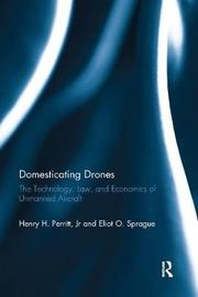 Domesticating Drones by Henry H Perritt, Jr image