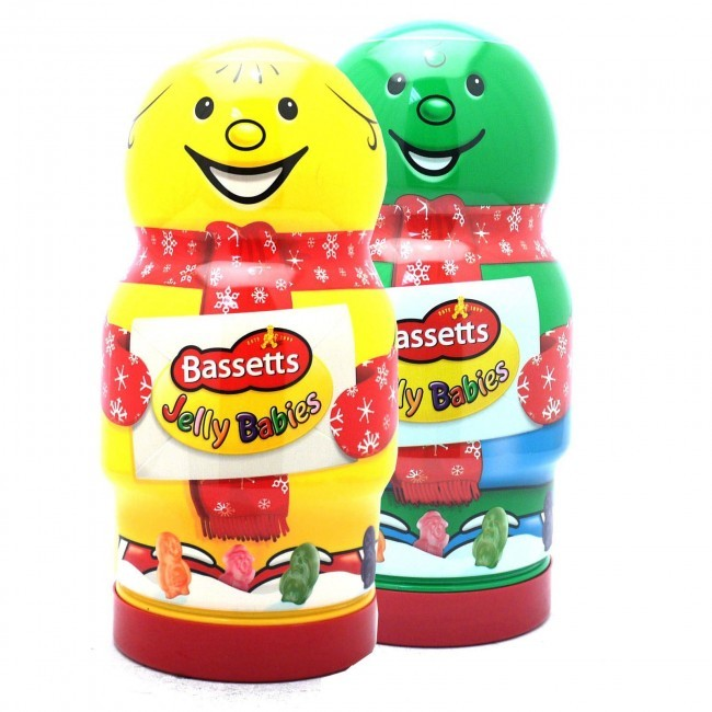Bassetts Jelly Babies Character Jar (495g) image
