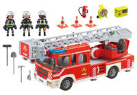 Playmobil: City Action - Fire Ladder Unit (9463)