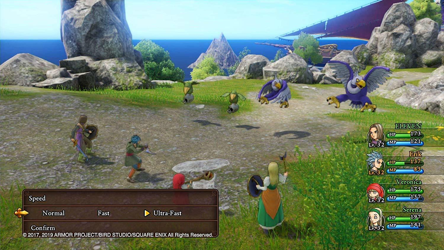 Dragon Quest XI S: Echoes of an Elusive Age – Definitive Edition for Switch image