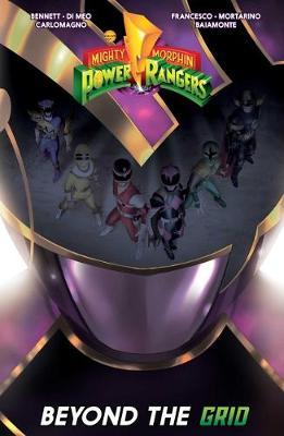 Mighty Morphin Power Rangers: Beyond the Grid by Ryan Parrott